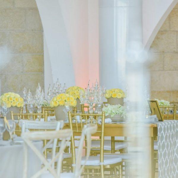Elegant Friday Night Bar Mitzvah Dinner