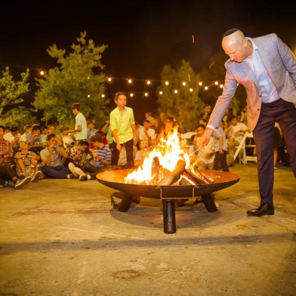 Campfire Theme Event