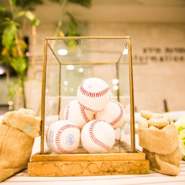 Baseball Theme Bar Mitzvah Party