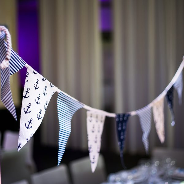 Nautical Themed Bar Mitzvah Party