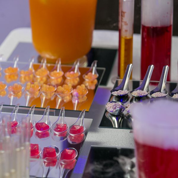Science Themed Bar Mitzvah Party