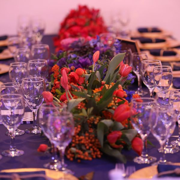 Oriental Themed Hanukah Party
