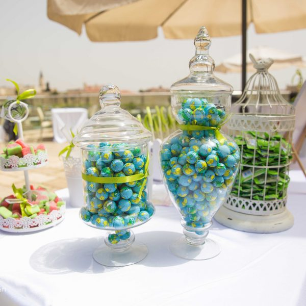 Vintage Travel Theme Bar Mitzvah Brunch